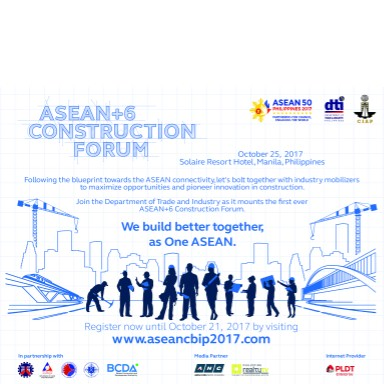 News ph eyes active participation in global construction arena dti to hold asean6 construction forum malvernweather Images