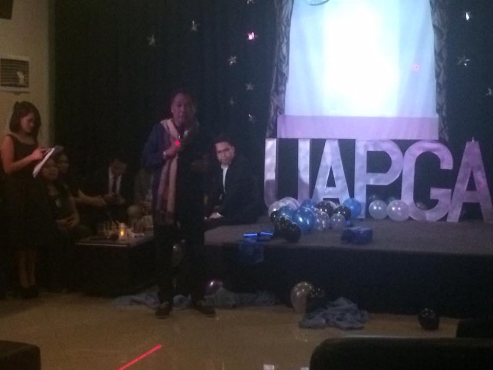 07.02.17 | UAP Graduate Auxiliary Homecoming