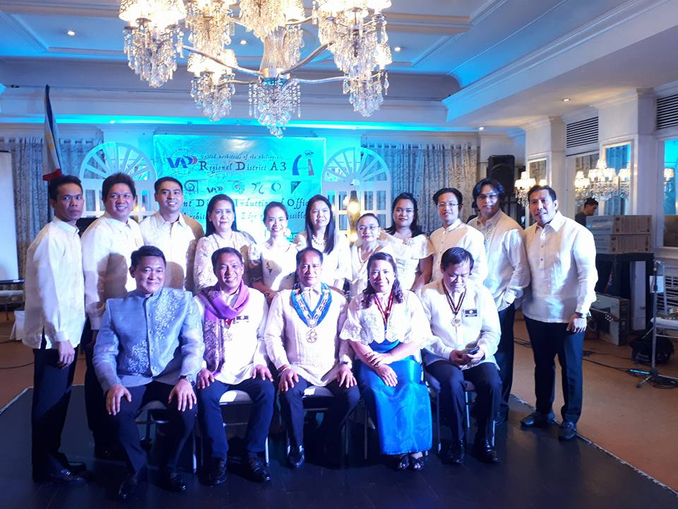 07.06.17 | UAP Regional District A3 Joint Induction