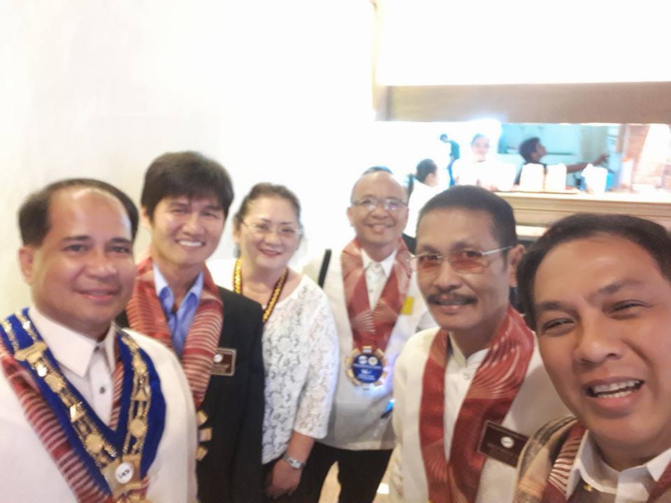 07.09.17 | UAP Pangasinan Scale Chapter Induction