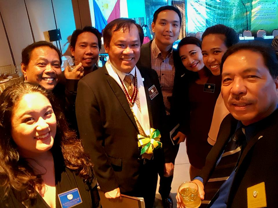 07.09.17 | UAP Paranaque Palanyag Chapter Induction