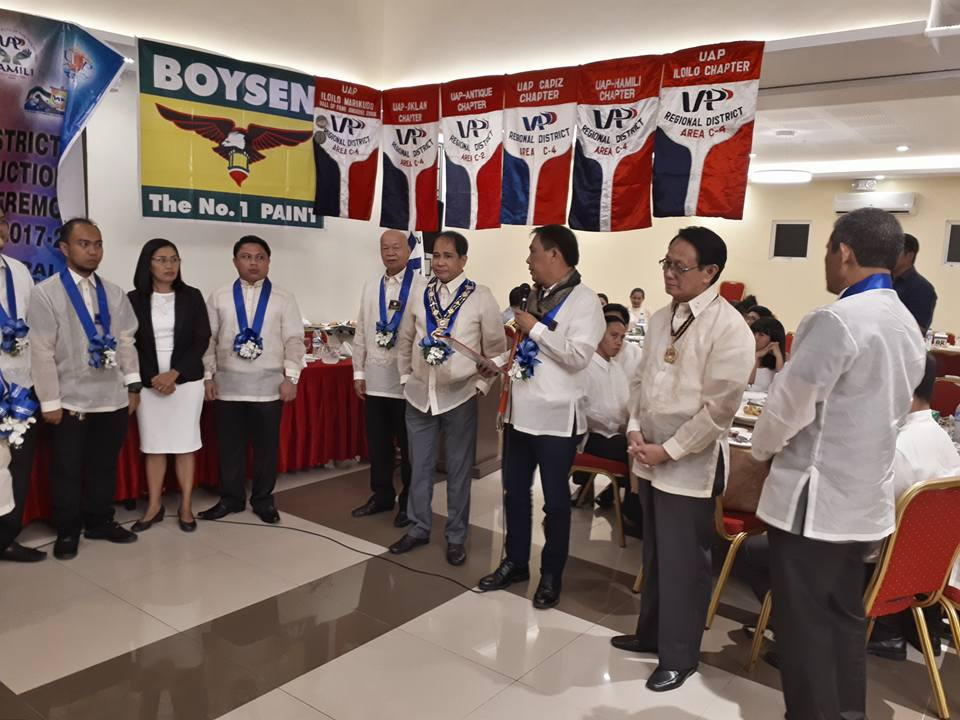 08.07.17 | UAP Regional District C-4 Joint Chapter Induction and Turnover Ceremonies