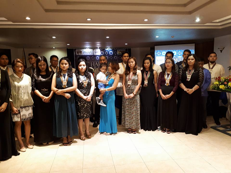 08.22.17 | Chartering of UAP Sinlayan Dabaw Chapter