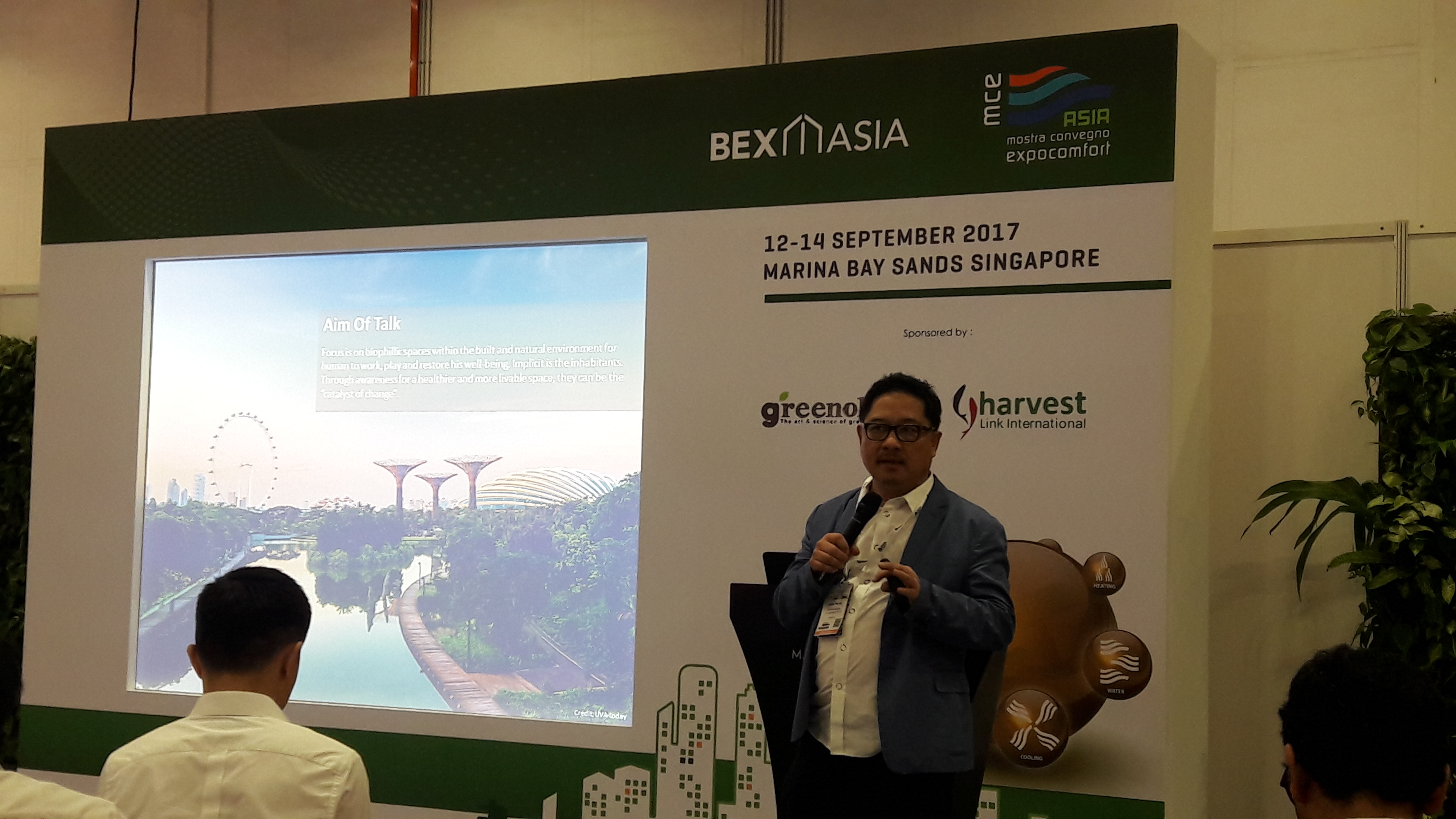 09.17.17 | UAP Singapore Chapter supports Bex Asia 2017