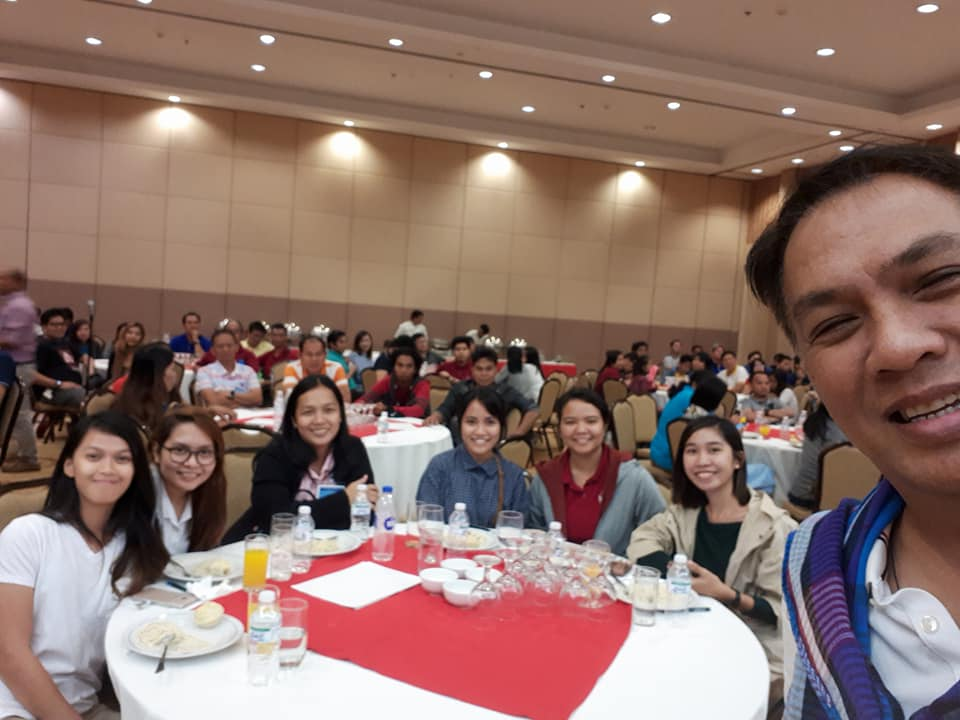 "09.22.17 | UAP Legazpi Chapter hold CPD Seminar ""Promoting your small Practice in Architecture"""