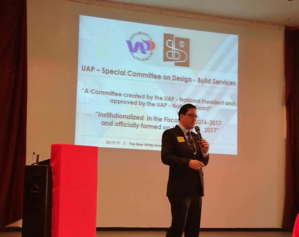 08.19.17 | 2nd CPD DESIGN - BUILD SERVICES (DBS) Seminar