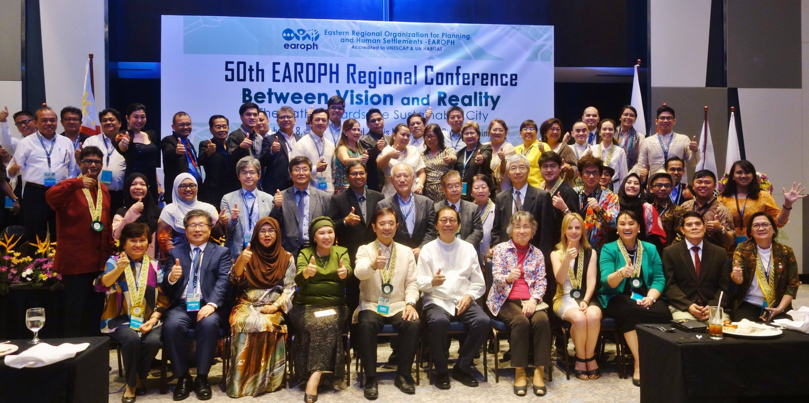 50th EAROPH Regional Conference