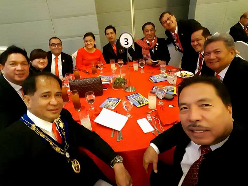 Chartering of Camanava AB Bantayog Chapter