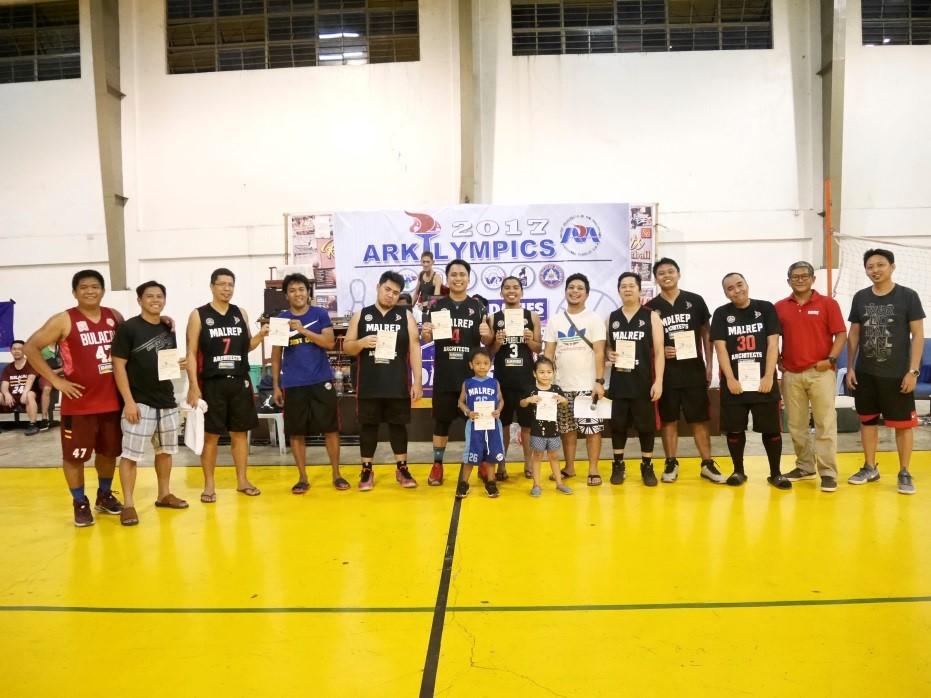 District A2A Arkilympics