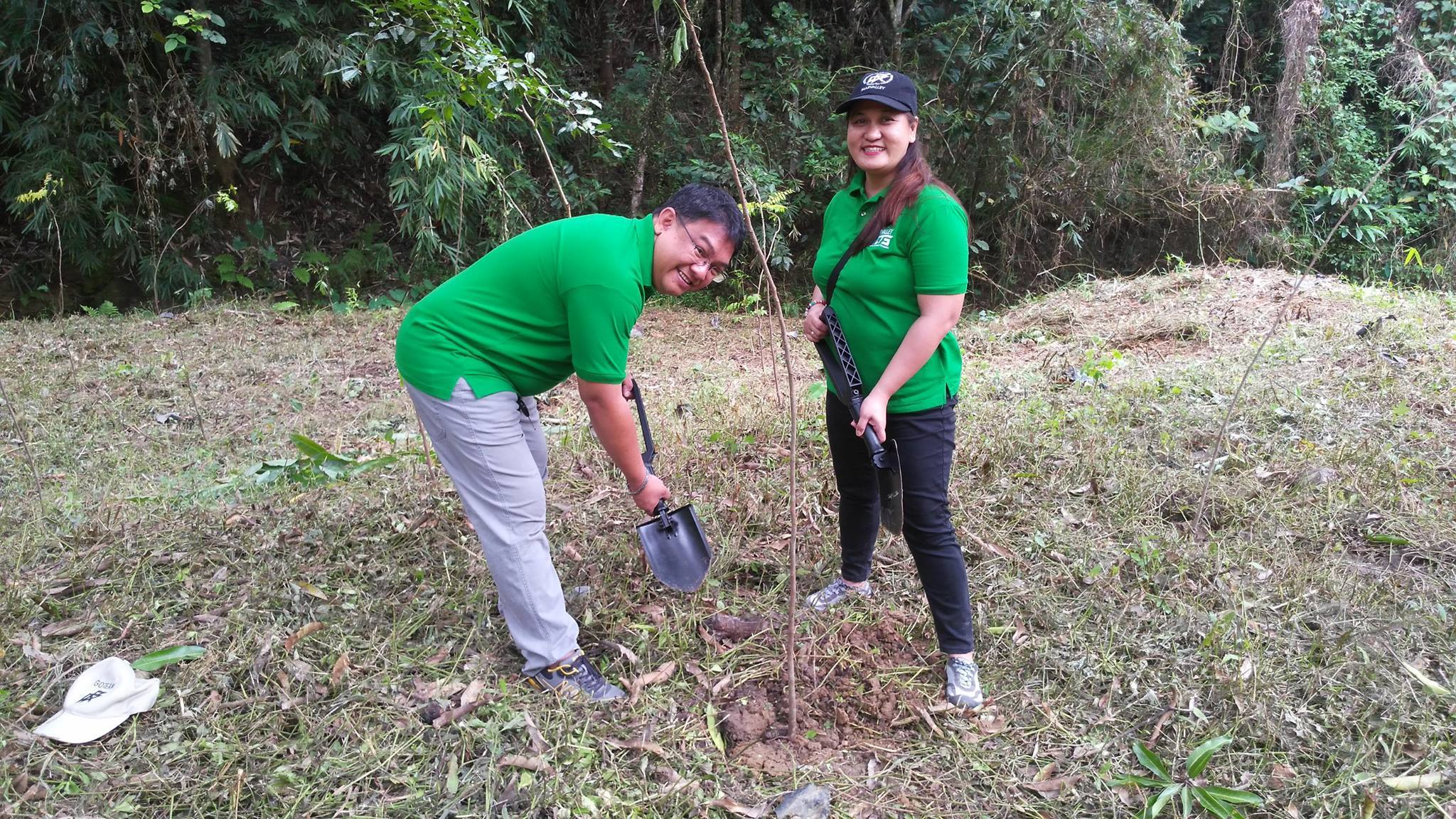 Marvalley Architects Tree Planting Activity