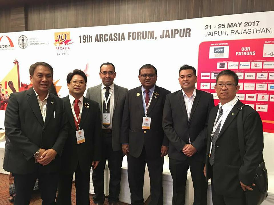 05.24.17 | UAP attends 19th Arcasia Forum
