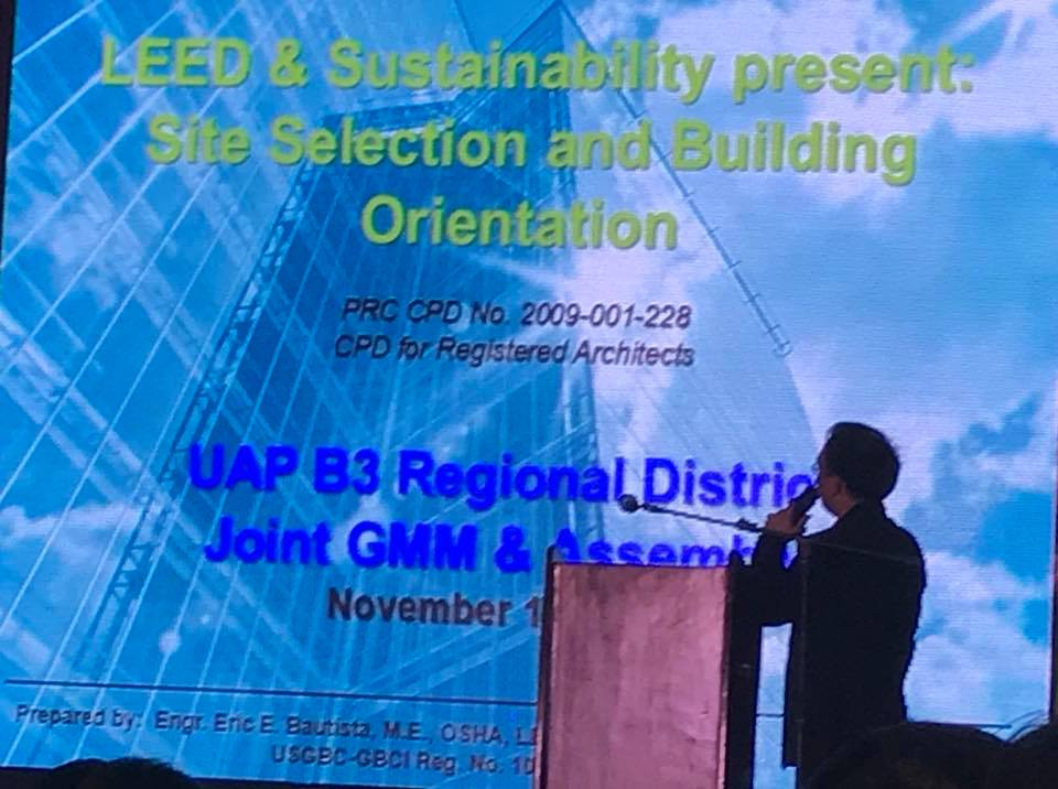 UAP Regional District B3 Assembly