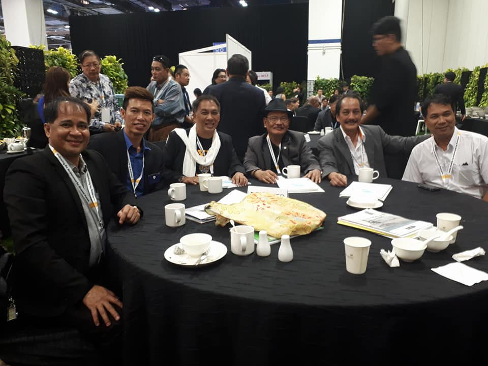 UAP Singapore and UAP Kuala Lumpur Chapters Joint Induction